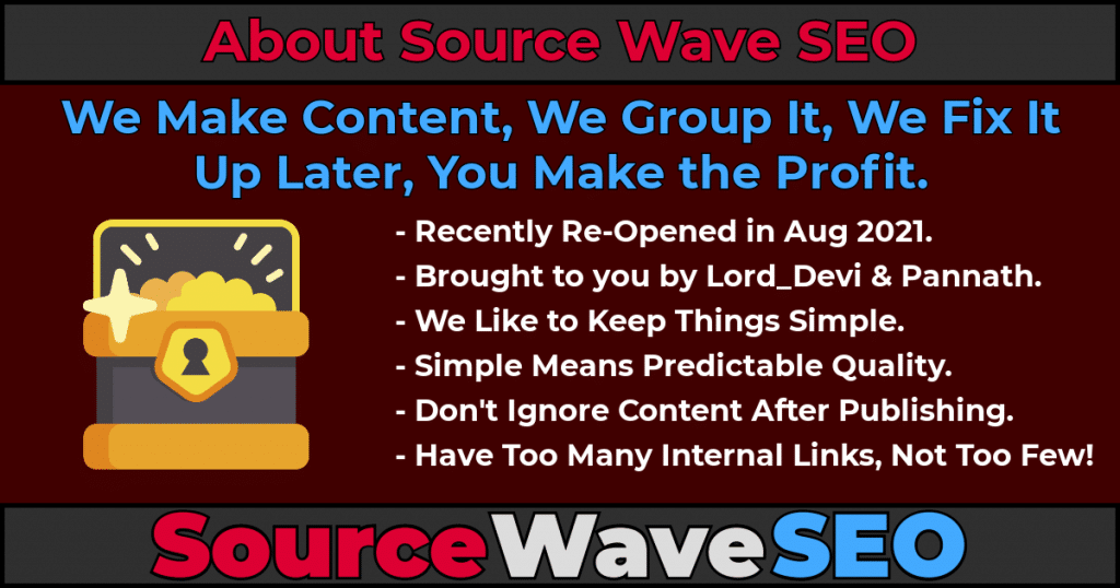 About Source Wave SEO.